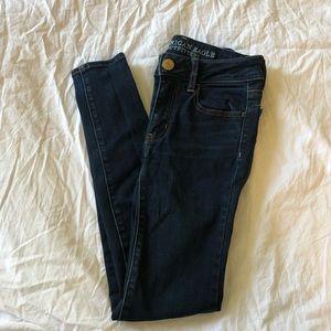 AEO Denim X Skinny Jeans